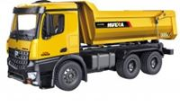 Immagine di 1/14 RC Professional Metal Dump Truck with 10 Channels