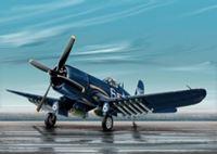 Picture of 1/72 Corsair F-4 U4-B