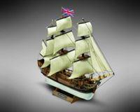 Immagine di HMS BOUNTY Scala 1/135 (serie MINI MAMOLI)