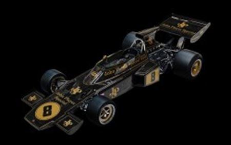 Immagine di 1/8 Lotus 72D - 1972 British GP - Emerson Fittipaldi