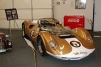 Picture of McLaren ELVA Mk.I Can-Am Elvis Presley #5 1965