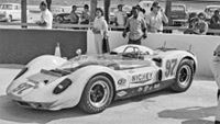 Picture of McLaren ELVA Mk.I Can-Am Charlie Hayes #97 Nassau Speed Weeks 65