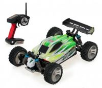 Picture of 1:18 Auto Radiocomandata Buggy verde 50KM/H