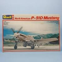 Picture of Revell North American P-51D Mustang  4778 | 1:32