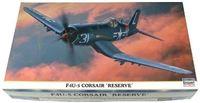 "Picture of Hasegawa [09461] F4u 5 Corsair ""Reserve"" 1/48 Scale"