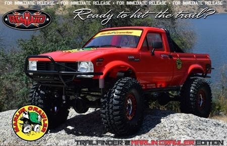 Picture of RC4WD Marlin Crawler TrailFinder 2 RTR w/Mojave II Cr.Bo RC4WD