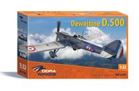 Picture of DORAWINGS 1/32 KIT DEWOITINE D.500