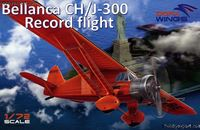 Immagine di DORAWINGS 	1/72 KIT  BELLANCA CHJ300 RECORD FLIGHTS