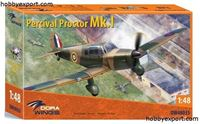 Immagine di DORAWINGS 1/48 KIT   PERCIVAL PROCTOR MK.I