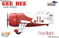 Immagine di DORAWINGS  	1/48 KIT  GEE BEE SUPER SPORTSTER R1 (EARLY VERSION)