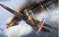 Immagine di DORAWINGS  	1/48 KIT   BLOCH MB.151C1