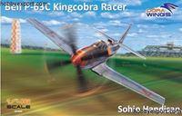 Immagine di DORAWINGS 1/48 KIT   BELL P 63C KING COBRA RACER