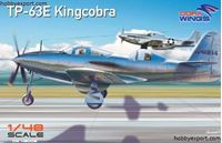 Immagine di DORAWINGS  	1/48 KIT   BELL TP63E KINGCOBRA TWO SEAT