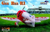 Immagine di DORAWINGS 1/48 KIT   GEE BEE SUPER SPORTSTER R1