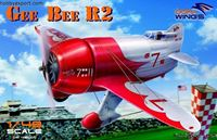 Immagine di DORAWINGS 	1/48 KIT GEE BEE SUPER SPORTSTER R2