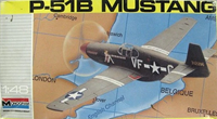Picture of Monogram P-51 MUSTANG