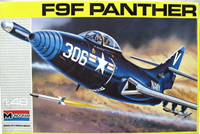 Picture of Monogram 1/48 F9F Panther