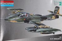 Picture of Monogram 1/48  A-37 Dragonfly