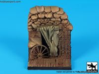 Picture of Black Dog  	1/35 KIT TRENCH ENTRANCE WWI BASE NO.2