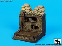 Picture of Black Dog  1/35 KIT WWI TRENCH NO.2