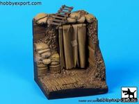 Picture of Black Dog  	1/35 KIT  TRENCH ENTRANCE BASE (70X60MM)