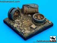 Picture of Black Dog 1/35 KIT  IRAQ AFGHANISTAN BASE