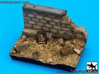 Picture of Black Dog 	1/35 KIT   IRAQ STREET BASE