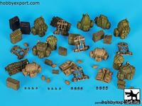 Picture of Black Dog  1/35 ACCESSOIRES US ARMY IN VIETNAM EQUIPMENTS SET