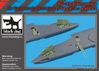 Immagine di Black Dog  1/48 TRANSKIT SU25 ELECTRONICS