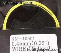 Immagine di ka models filo 0,45mm. wire  Yellow