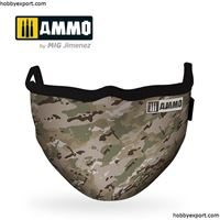 Picture of AMMO  Multicam AMMO Face Mask