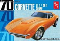 Picture of AMT  	1/25 KIT  Chevy Corvette Coupe