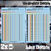 Immagine di DECAL  Waterslide Decals Line