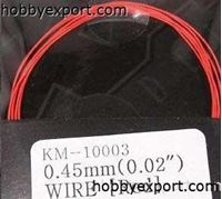 Immagine di ka models  N/A ACCESSOIRES  0.45Mm Wire [Red]
