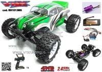 Picture of Truggy Maggiolino 1/10 Off-Road motore elettrico brushless radio 2.4ghz 4WD RTR VRX