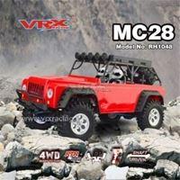 Picture of Crawler JEEP MC28 Off-Road 1/10 Elettrico a Spazzole 2.4ghz 4WD RTR VRX  *Il colore della carrozzeria è indicativa e può essere diversa dalla foto*