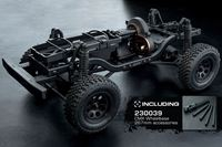 Picture of MST CMX 4WD Crawler KIT mid motor wheel base 242/252/267mm