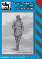Picture of Black Dog  1/32 KIT FRENCH FIGHTER PILOT NO.2