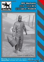 Picture of Black Dog  1/32 KITRFC MECHANIC NO.1