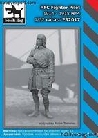 Picture of Black Dog  1/32 KIT  RFC FIGHTER PILOT NO.4