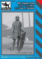 Picture of Black Dog   1/32 KIT RFC FIGHTER PILOT NO.3