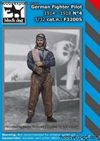 Picture of Black Dog  	1/32 KIT  GERMAN FIGHTER PILOT 1914 TO 1918 NO.4