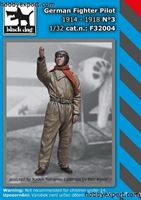 Picture of Black Dog 1/32 KIT GERMAN FIGHTER PILOT 1914 TO 1918 NO.3