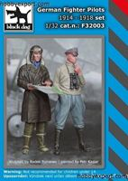 Picture of Black Dog 1/32 KIT   FIGHTER PILOT 1914 TO 1918 SET