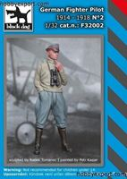 Picture of Black Dog 1/32 KIT  FIGHTER PILOT 1914 TO 1918 NO.2