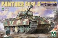 Immagine di TAKOM   1/35 KIT  PANTHER AUSF.G EARLY PRODUCTION WITH ZIMMERIT