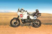 "Picture of 1/9 Cagiva ""Elephant"" 850 Paris-Dakar 1987"