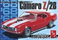 Picture of AMT  	 	1/25 KIT Chevrolet Camaro Z28