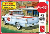 Picture of AMT  	 	1/25 KIT  Chevy Cameo 1955 Pick up Coca Cola