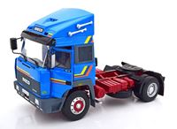 Picture of ROADKINGS IVECO TURBO STAR 1988 BLUE 1/18